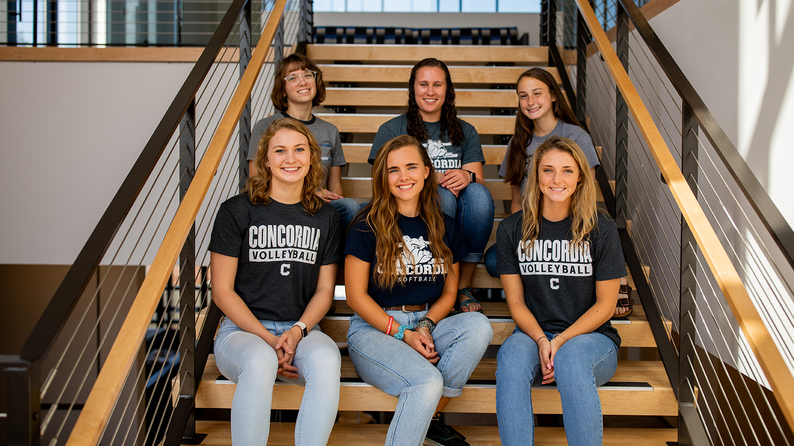 Concordia University, Nebraska 2019-20 phonathon co-chairs