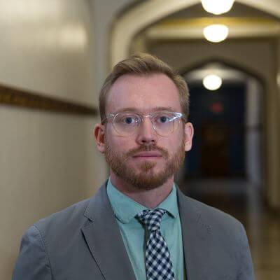Photo of Gabriel Haley