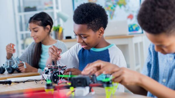 Science, Technology, Engineering, Arts and Math (STEAM)