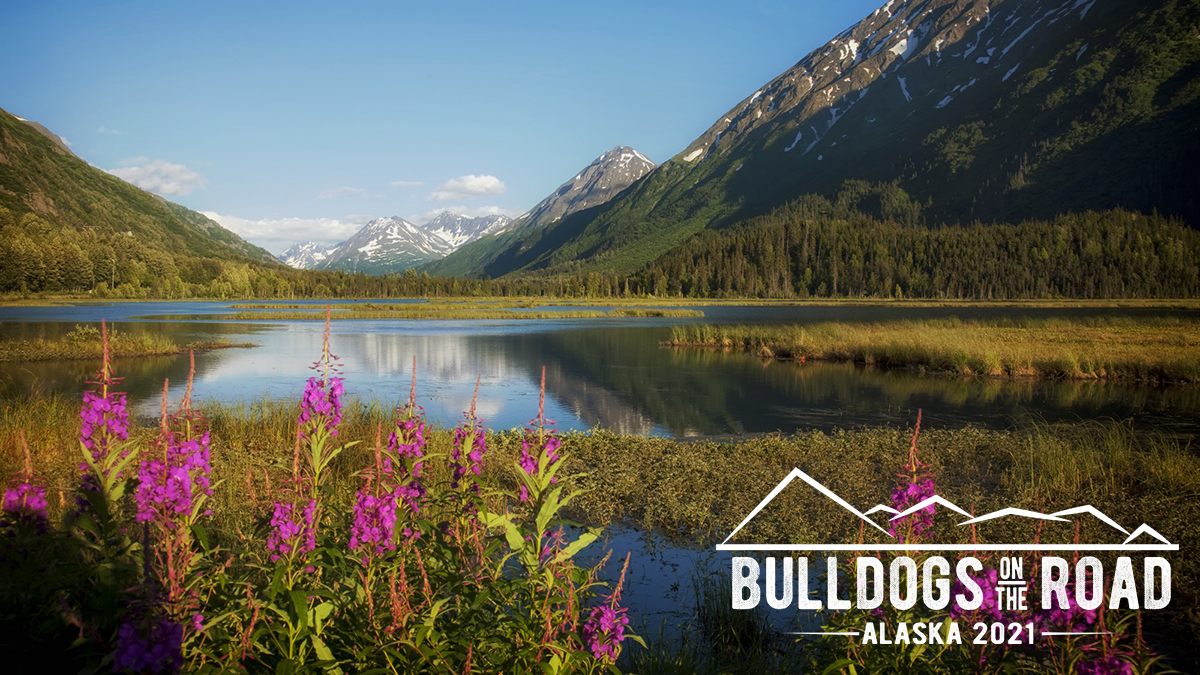 Event for Bulldogs on the Road: Alaska Cruise