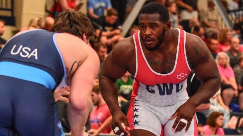 Q&A with two-time All-American Ceron Francisco :: Wrestling :: Concordia  University, Nebraska
