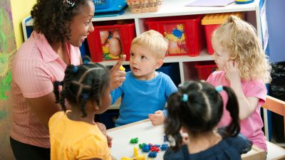 Photo of Early Childhood Education